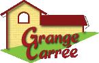 Grange Carrée – Chambres d'hôtes à Saint Rémy – Ain- Bourg-en-bresse Logo